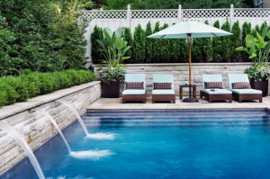 Beautiful garden entertaining - pool via decorpad.png